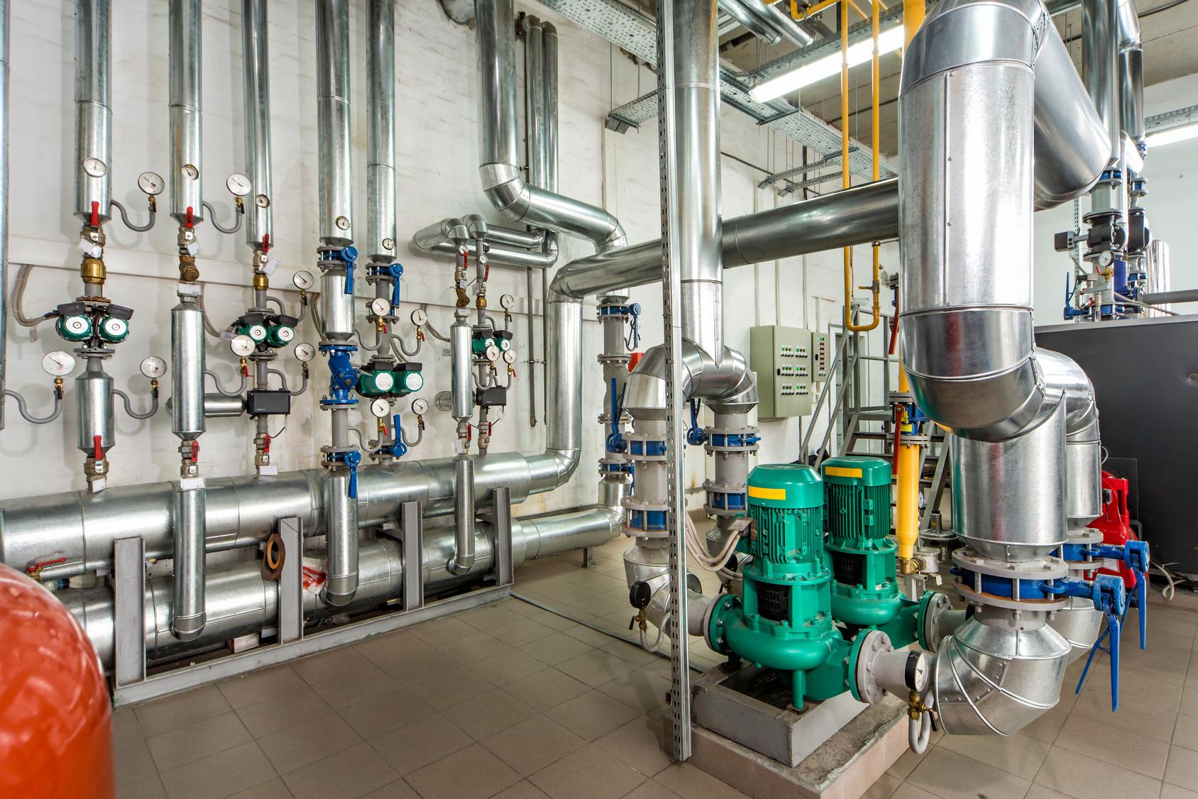 Pipe Work - Boiler & Steam Engineering Ltd