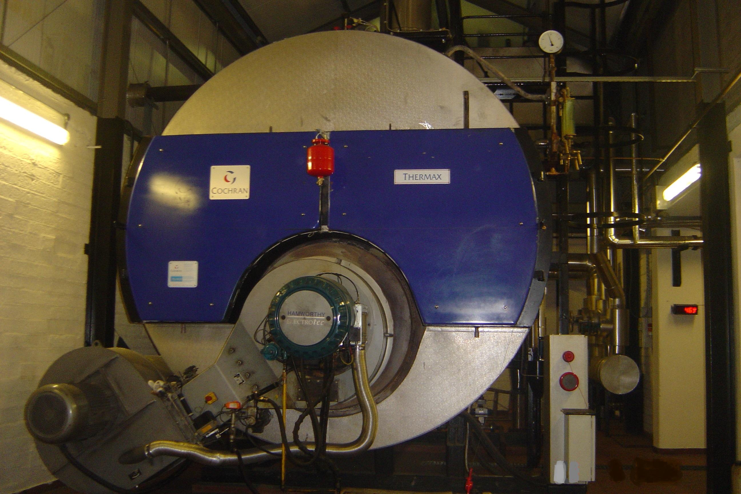 Complete Boiler Service
